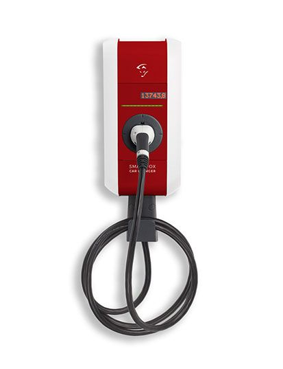 Smartfox Ladestation sun4energy ecopower gmbh