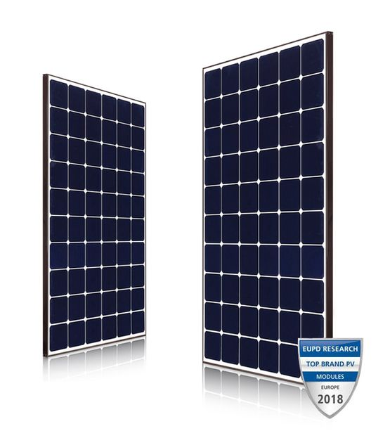 LG neon R Solar-Panel sun4energy ecopower gmbh